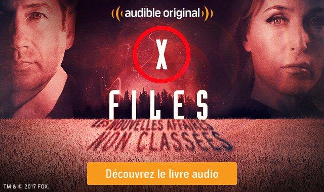 X-Files, les nouvelles affaires non classées