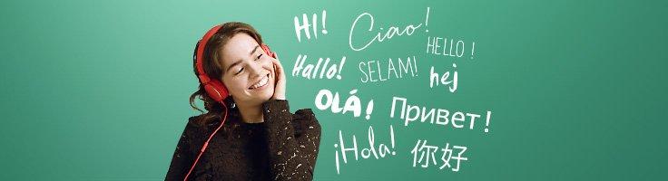 Méthodes de langues - Hi ! Hallo ! Olà ! Hello ! Hola ! Selam !
