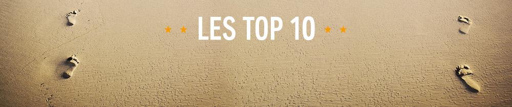 TOP 10 : LES MEILLEURS Romans