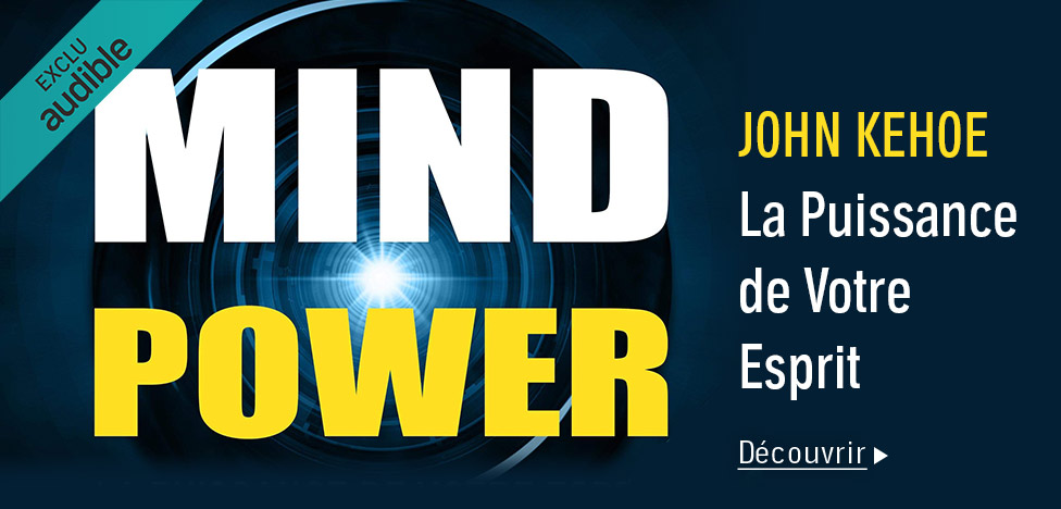Mind Power Quebert sur Audible