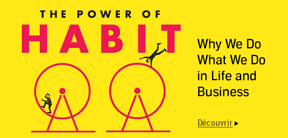 The Power of Habit on Audible.