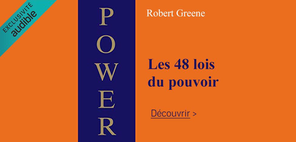 Power. Les 48 lois du pouvoir - Robert Greene
