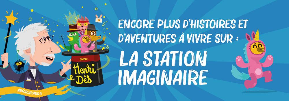 Audible original : Station imaginaire 4