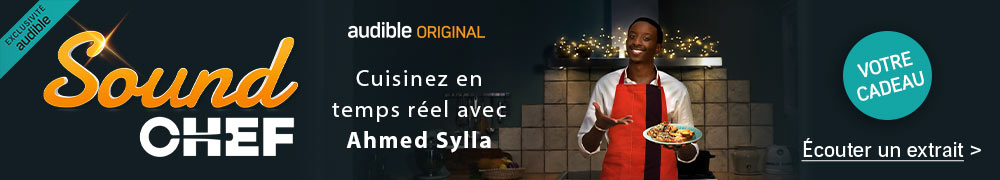 Sound Chef - Edition Spéciale Fêtes avec Ahmed Sylla