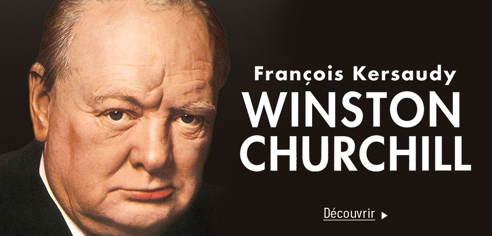 Winston Churchill -  François Kersaudy