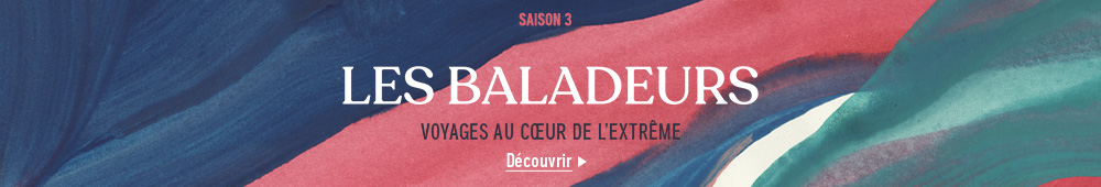 Podcasts les baladeurs 3