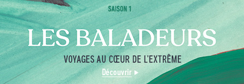 Podcasts les baladeurs