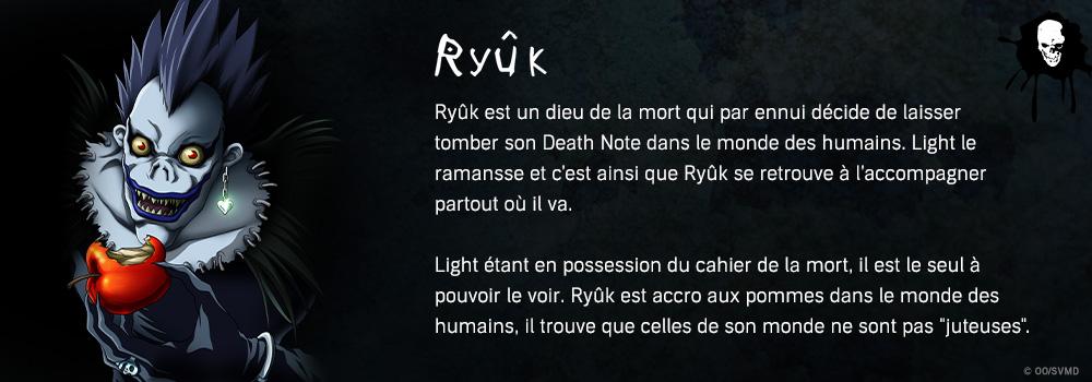Death Note : Ryuk
