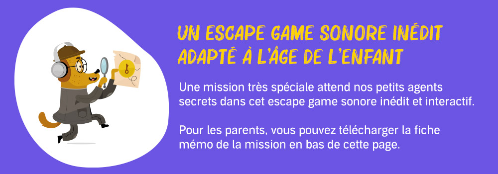 Escape Game inédit