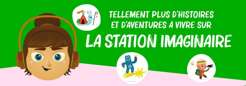 Audible original : Station imaginaire 2