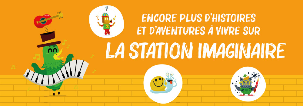 Audible original : Station imaginaire 3