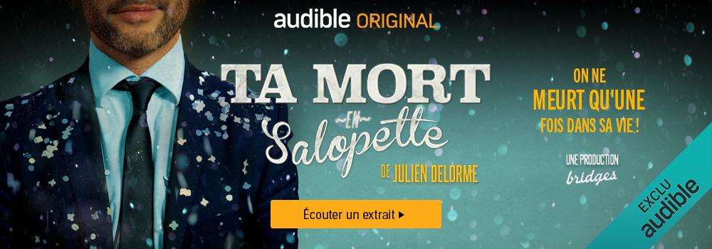 Ta mort en salopette Audible original livre audio