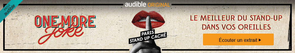 One more Joke - Audible original - Le meilleur du stand-up dans vos oreilles