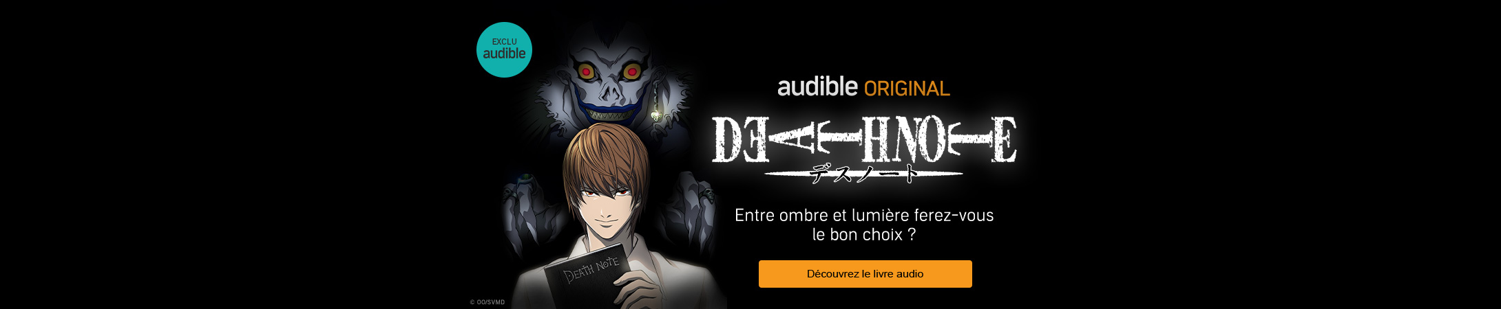 Audible Original : Death Note