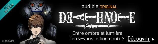 Audible Original : Death Note