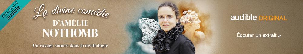 La divine comédie d'Amélie Nothomb
