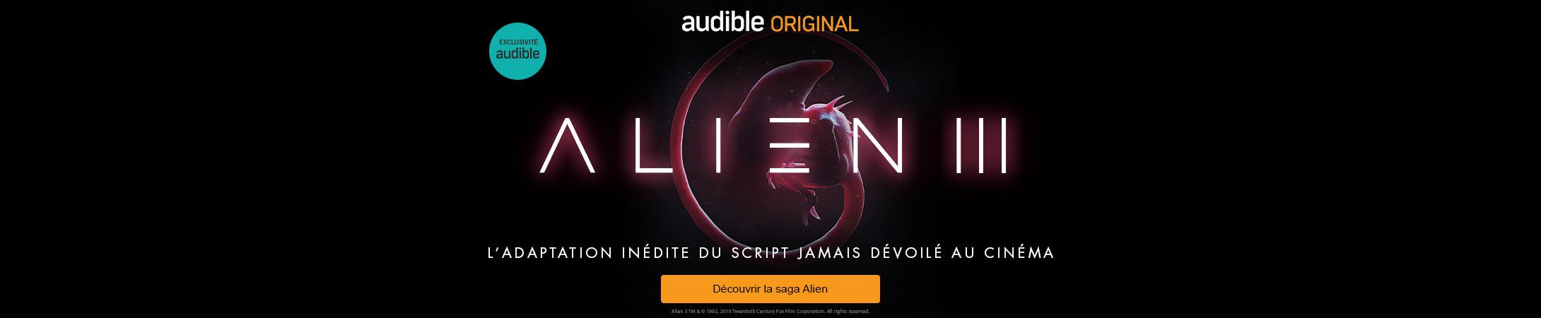 Audible Original : Alien III