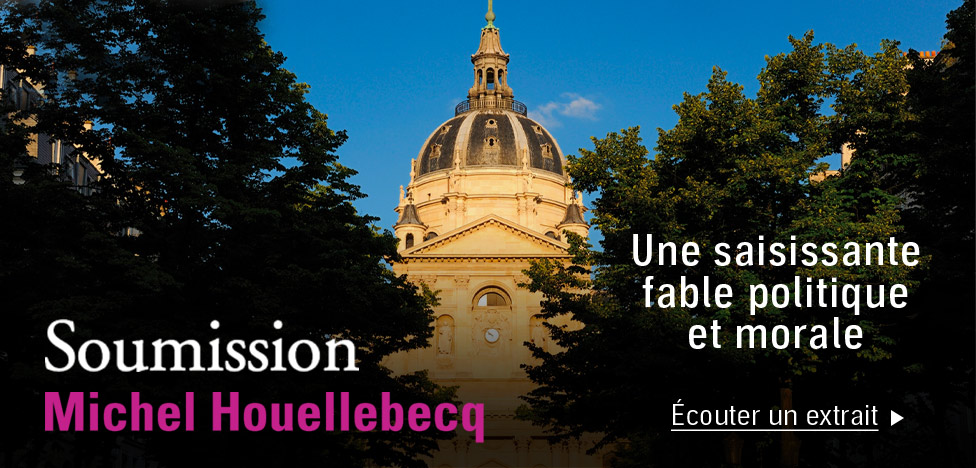 Houellbecq - Soumission