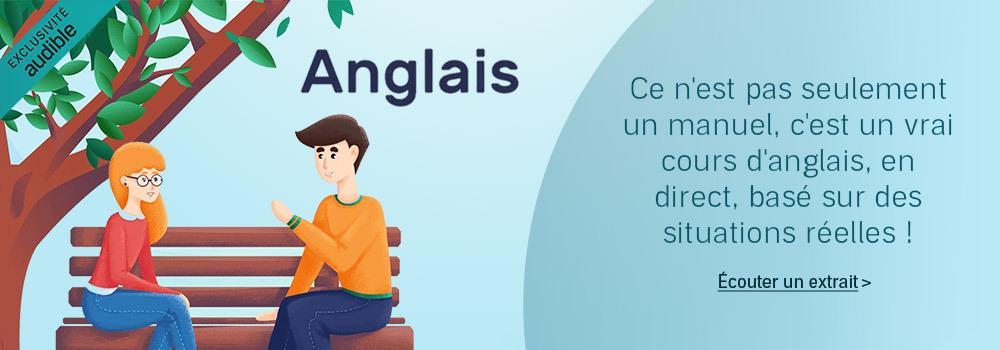 Anglais Série audio pour l'auto-apprentissage