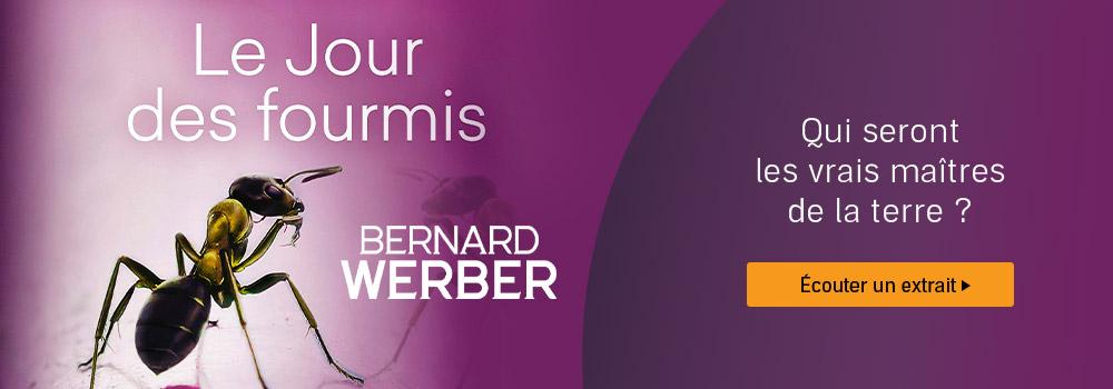 Le jour des fourmis - Bernard Werber