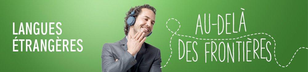 Découvrez les livres audio en espagnol, anglais, italien, allemand, russe et autres langues étrangères sur Audible