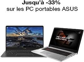 Jusqu'à -33% sur les PC portables Asus