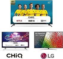 LG, Chiq: Jusqu'à -30% sur une sélection de TVs