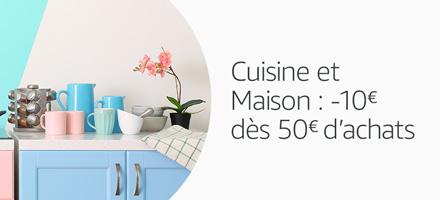 Promotion Cuisine et Maison