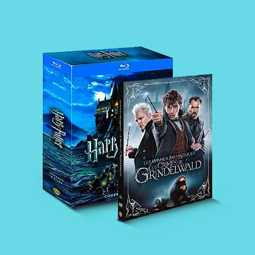 Harry Potter & Les Animaux fantastiques à -30%