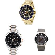 Oferta en relojes Invicta, Bering, Hugo Boss y más