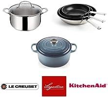 Le Creuset, Lagostina, Kitchen Aid: jusqu'à -45% sur une sélection cuisine d'excellence