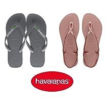 Ofertas en una selección de zapatos Havaianas