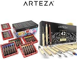 Arteza : Jusqu'à -20% sur une sélection peinture, dessin, sculpture