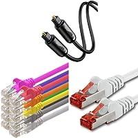 Jusqu'à -30% sur une sélection de câbles HDMI, Jack, Ethernet…