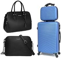 Jusqu'à -25% sur une sélection de valises et de sacs
