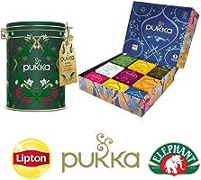 Pukka, Lipton, Elephant : jusqu'à -30% sur une sélection de thés et coffrets cadeaux