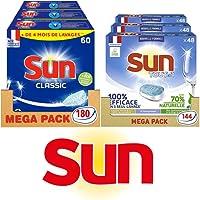 Sun : jusqu'à -50% sur les tablettes lave-vaisselle
