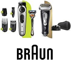 Braun : Juqu'à -30% sur les rasoirs et tondeuses pour homme