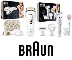 Braun: Jusqu'à -48% sur les épilateurs à lumière pulsée et épilateurs pour femme