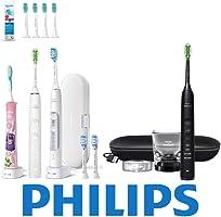 Philips Sonicare : jusqu'à -50% sur les brosses à dents électriques et les têtes de brosse