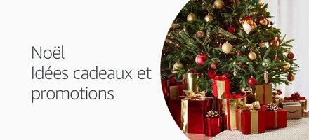 Idées cadeaux de Noël sur Amazon