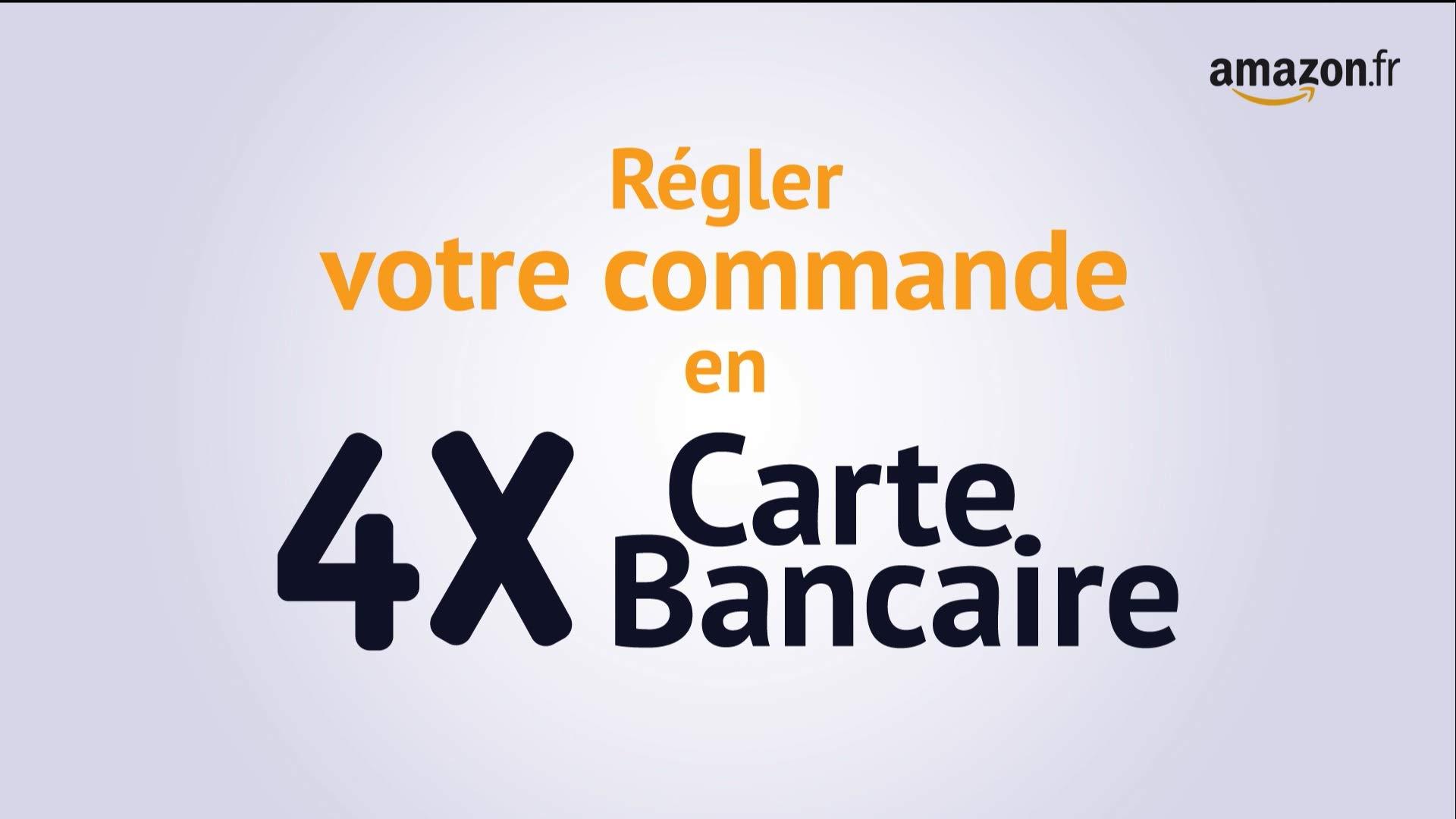 Paiement En 4x Par Carte Bancaire Amazon Fr