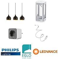 Philips, Ledvance, Briloner, Eglo, Paulmann : jusqu'à -30% sur une selection luminaires