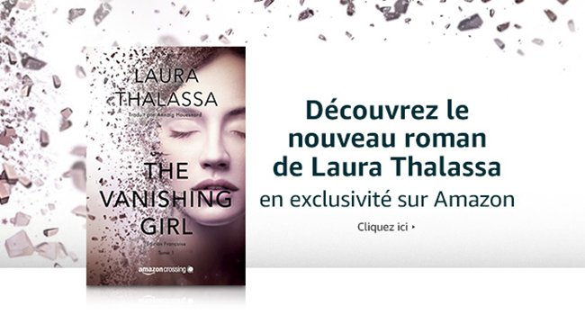 Nouveauté Kindle: The Vanishing Girl à 1,99€ jusqu'au 19 avril