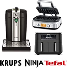 Cuisine conviviale : Jusqu'à -40% sur Tefal, Ninja, Krups…