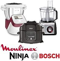 Cuisine traditionnelle : Jusqu'à -40% sur une sélection d'appareils Bosh, Moulinex, Ninja, etc.