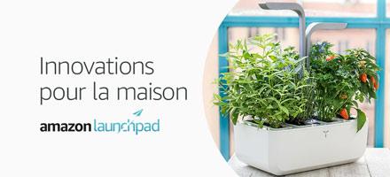Amazon Launchpad: Maison