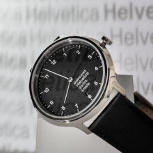 Mondaine Helvetica, Helvetica, Swiss made