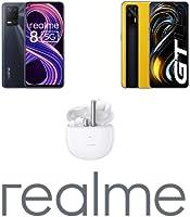Realme : Jusqu'à -30% sur une sélection de téléphones et écouteurs