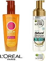L'Oréal Paris Solaire & Garnier Ambre Solaire : Jusqu'à -30% sur une sélection de crèmes solaires et d'autobronzants